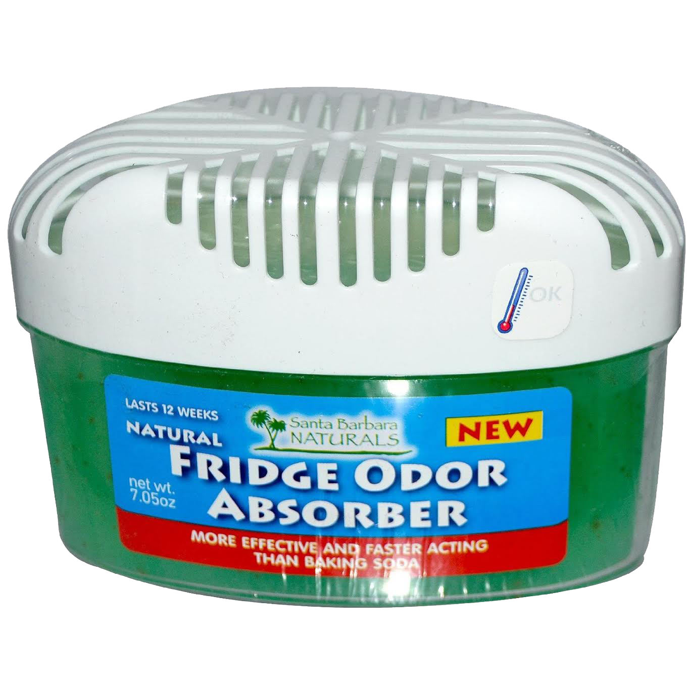 Fridge Odor Absorber (Case of 8) | Santa Barbara Naturals
